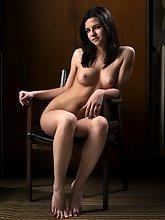 Ivette posing